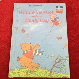 Winnie the Pooh and the Windy Day Book